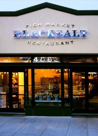 Blacksalt Washington Dc See 406 Unbiased Reviews Of Rated 4 5 On Tripadvisor And Ranked 32 2 930 Restaurants In