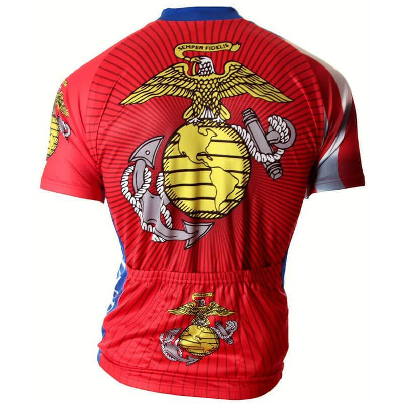 U.S Marine Corps Novelty Cycling Kit