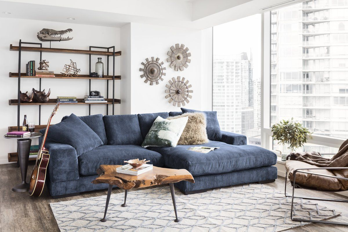 Blaze reversible sectional travis and livus place pinterest