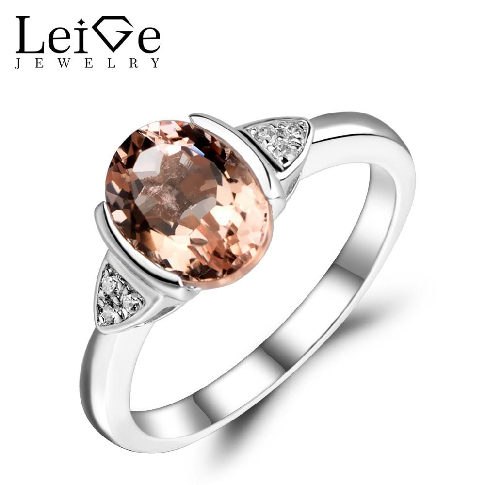 Shine Jewel Solid 925 Sterling Silver Prong Set Green Tourmaline Wedding Engagement Promise Solitaire Ring