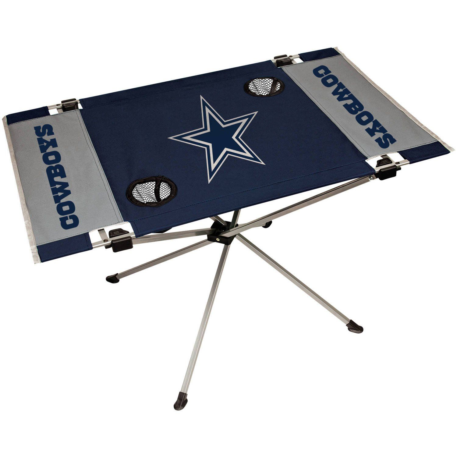 Cowboys NFL Table Endzone Style Table - Rawlings