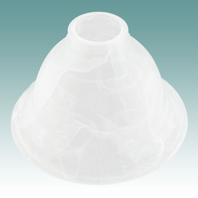 Replacement Shade for Floor lamp 7723 Faux Alabaster