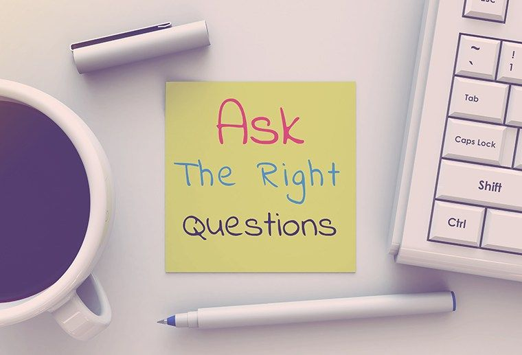 Health coach pro tip ask the right questions with 10 to