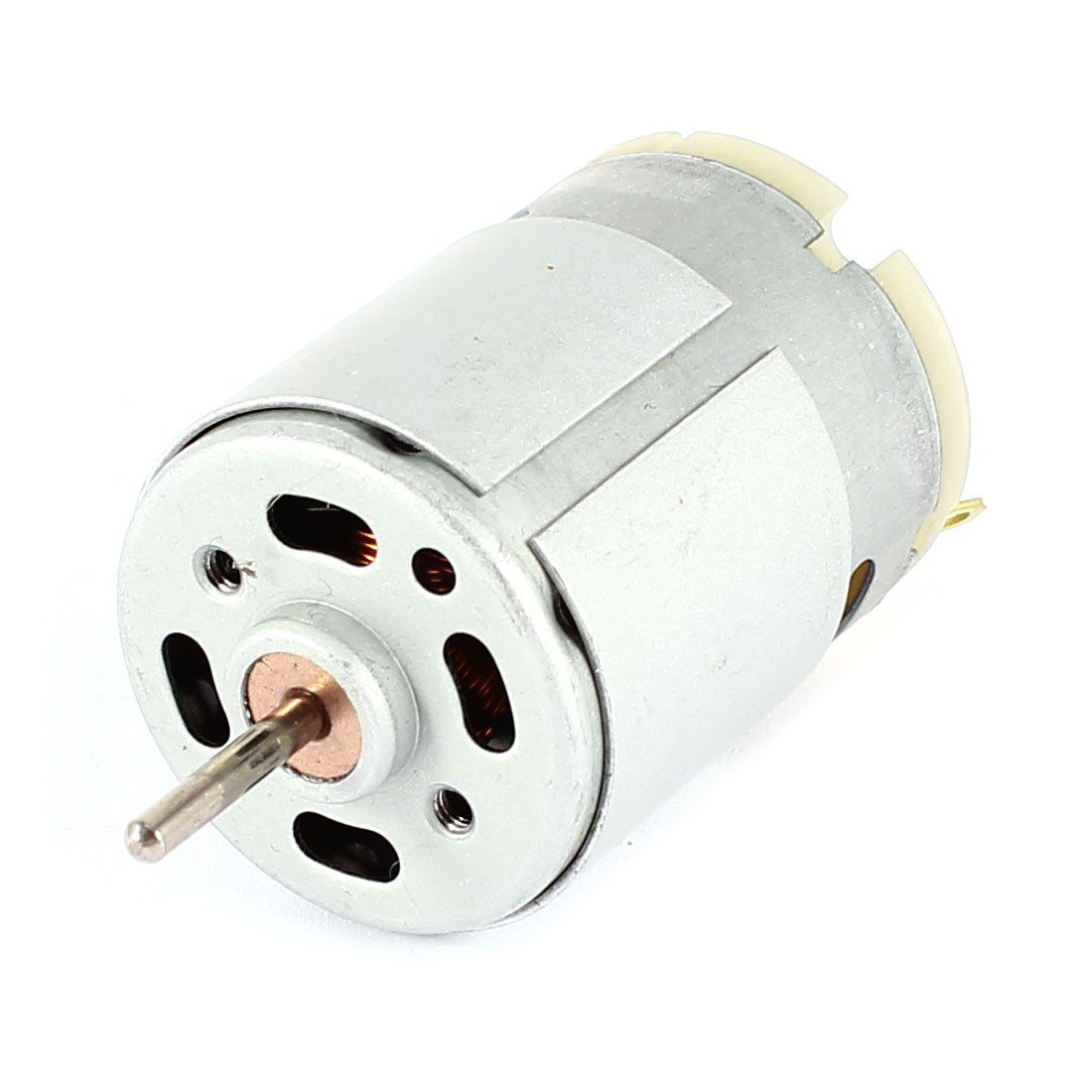 High Quality Rs380 Dc 1 5 18v 30000rpm Micro Motor 38x28mm For Rc Model Toys Diy Silver Electric Motor For Bicycle Industrial Electric Diy Toys