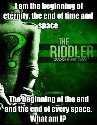 the letter e     paradox    pinterest   riddles, riddler