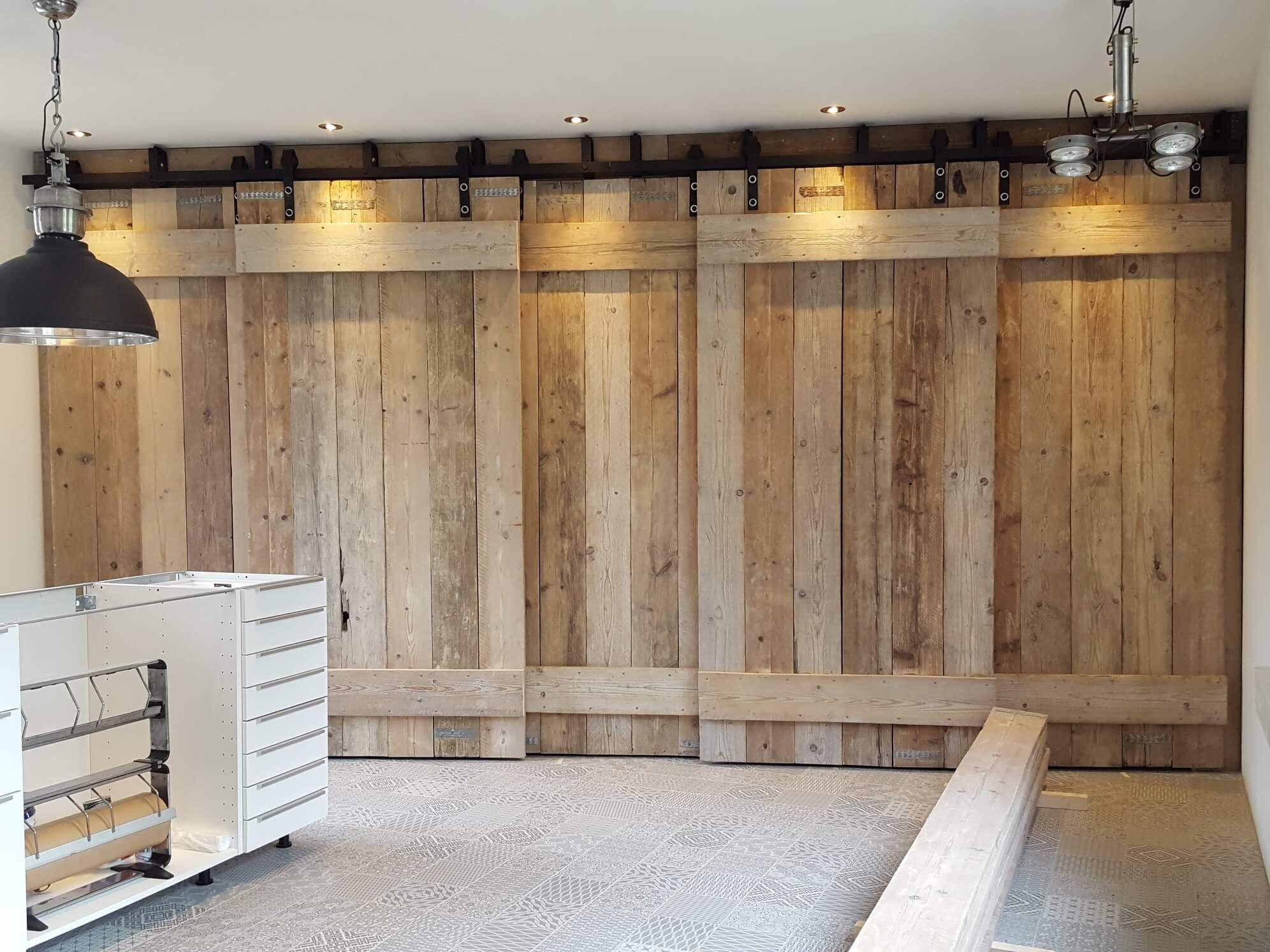 Kastenwand in 2019  Casa 54  Schuifdeur kast Slaapkamer