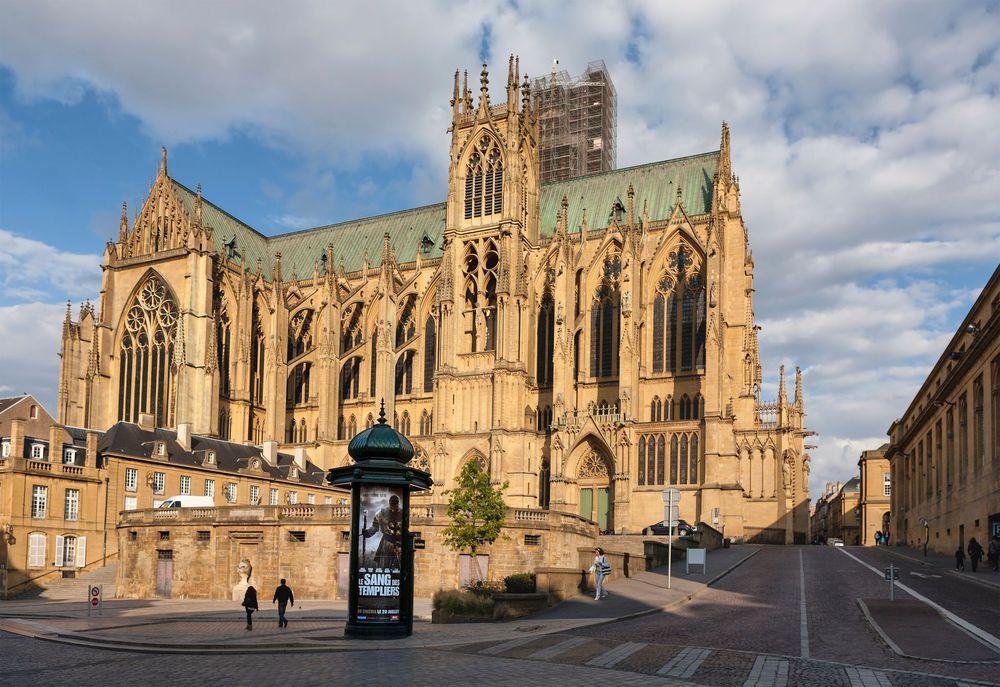 En Images Top 12 Des Plus Belles Cathedrales De France