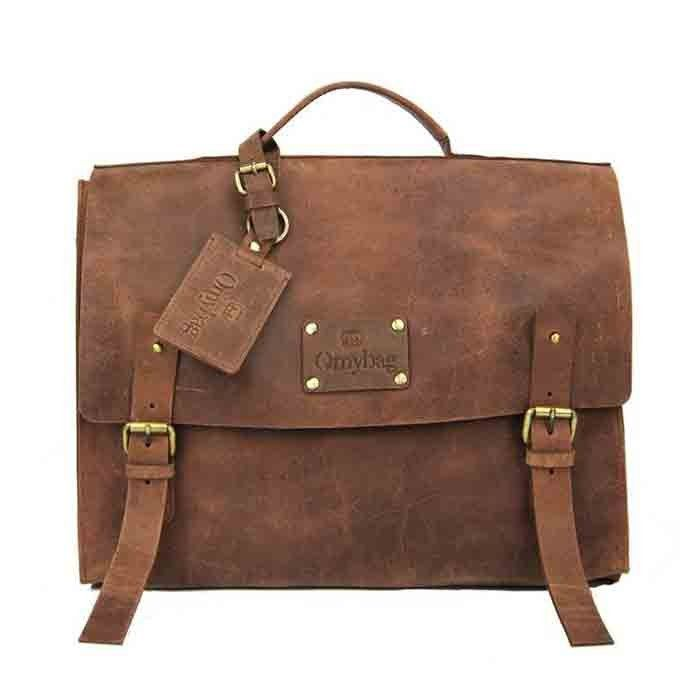 Dirty Harry Leather Bag