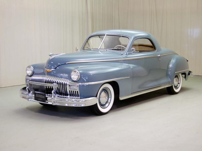 Hagerty Car Value >> 1948 Desoto Deluxe Values And More The Hagerty Classic Car