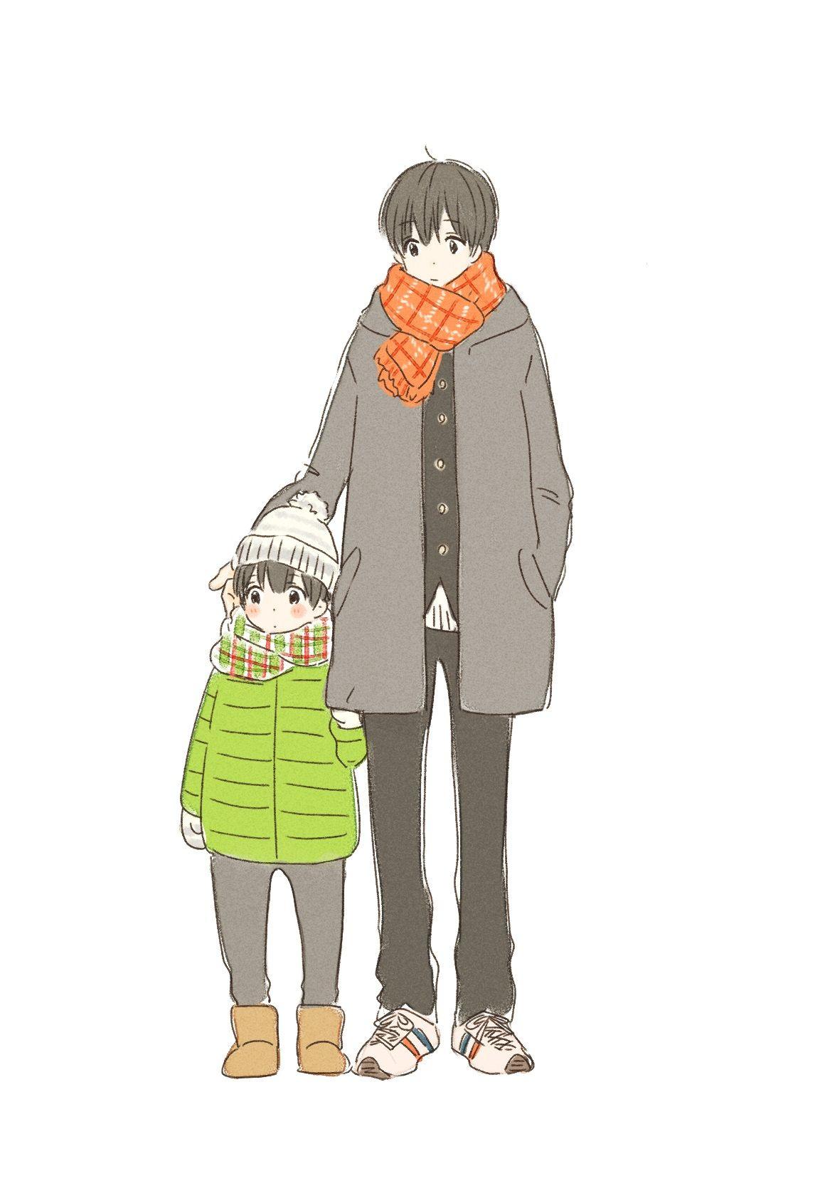 Itunohika Photo Cute Art Kawaii Illustration Anime Art