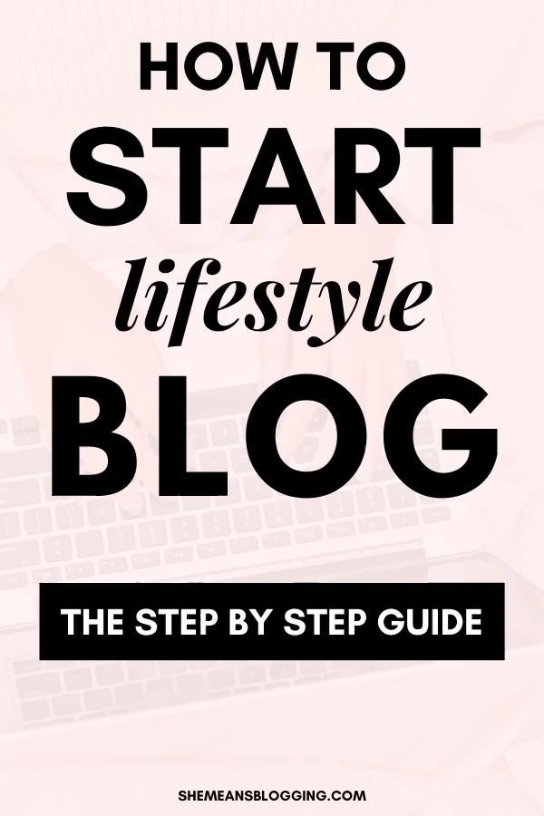 Starting a lifestyle blog is the best side hustle for women. This post will help you start a successful lifestyle blog from scratch! It's easy to have your own lifestyle blog and share it with the world. Learn to start a blog for beginners with this step by step guide #howtostartablog #startablog