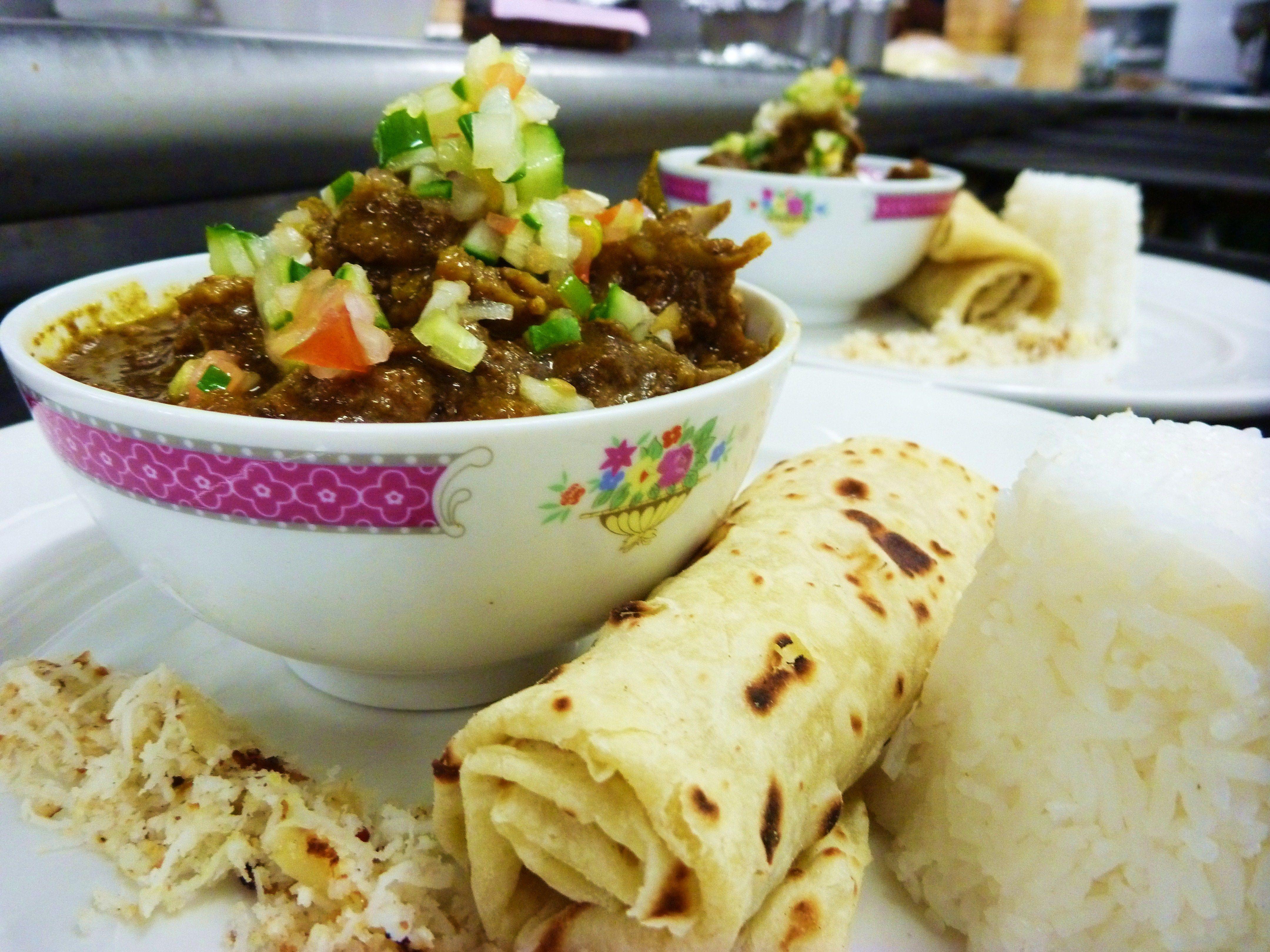 Island Of People Fiji Food | Peking Duck Curry | Fijian Food ...