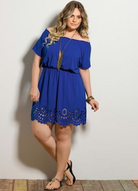 Vestido Ciganinha Fashions That Look Good Pinterest Plus Size