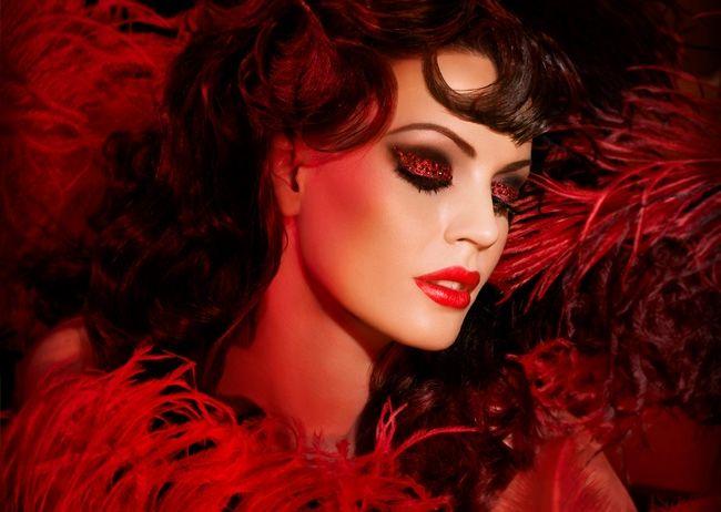 Cabaret Makeup Moulin Rouge Make Up For Ever Rouge Makeup