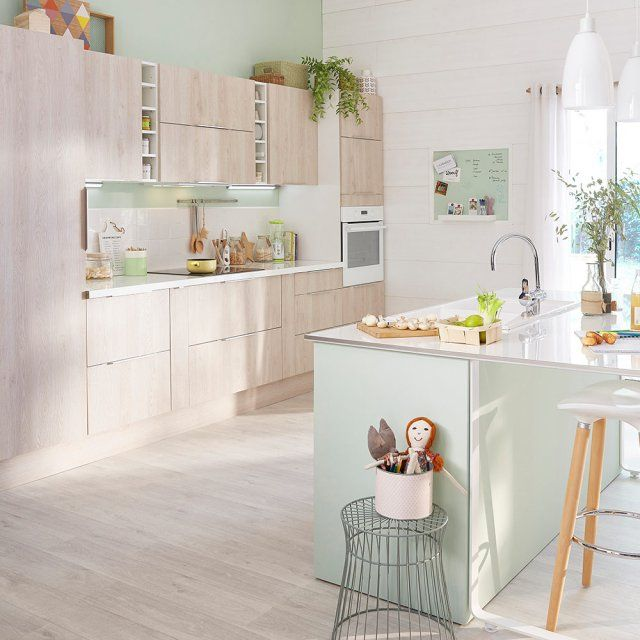 Sol vinyle pour la cuisine comment le choisir et l 39 installer casas containers - Sol vinyle cuisine ...