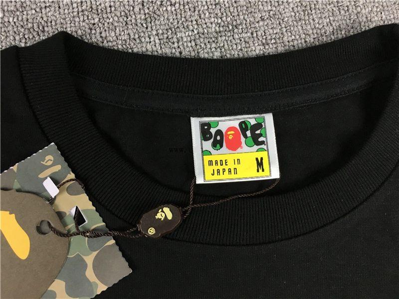 3a89f431 Bape college tee Tee free shipping | BAPE t shirt | Bape, Bape t ...