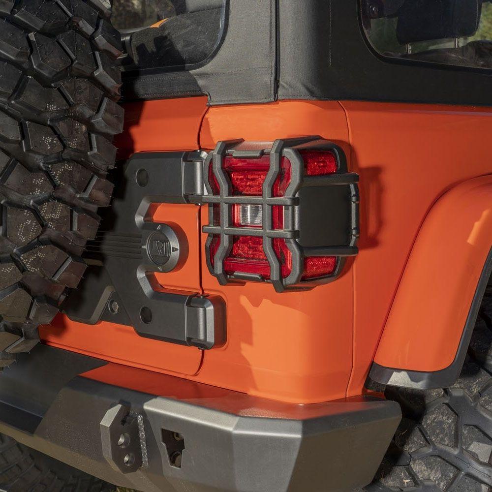 Jeep Jl Wrangler Tail Light Guard 11226 12 Jeep Jl Tail Light