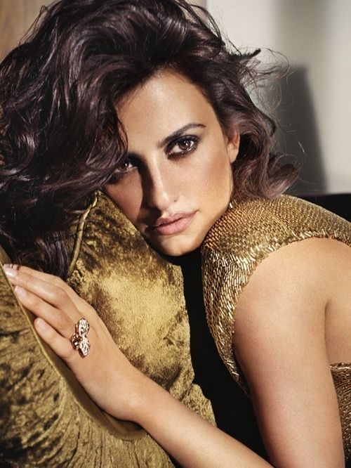 Penelope Cruz-mostly for her Spanish movies   Favorite ...