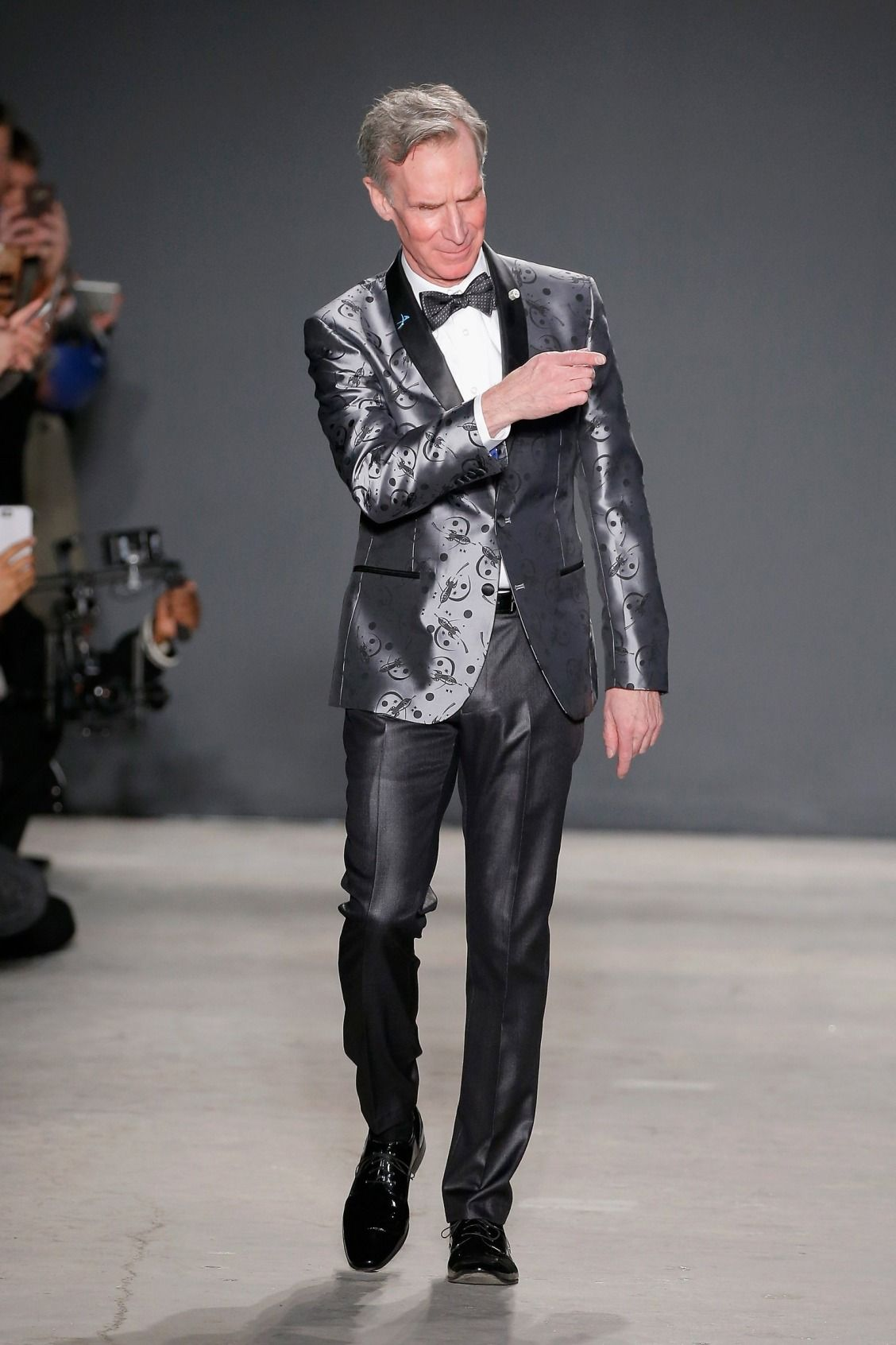 Bill Nye the Science Guy Talks Bow Ties, Skinny Jeans, and