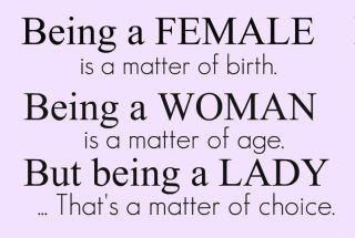 Quotes About Being A Lady With Class. QuotesGram | Quotes ...