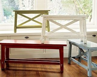 "pottery barn ""blakely bench"""
