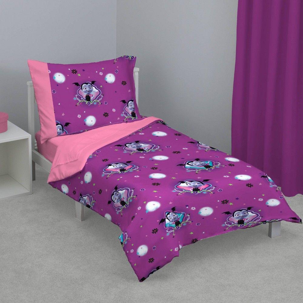 Disney Vampirina 4pc Toddler Bedding Set Toddler Bed Comforter