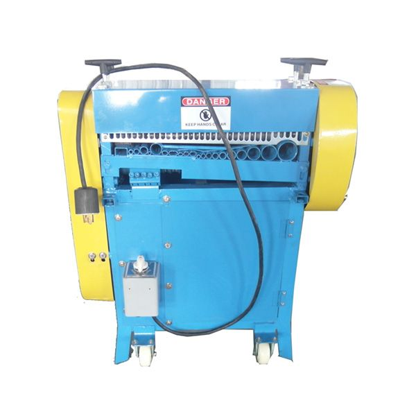 BS-KOF automatic waste copper wire stripping machine   How to ...