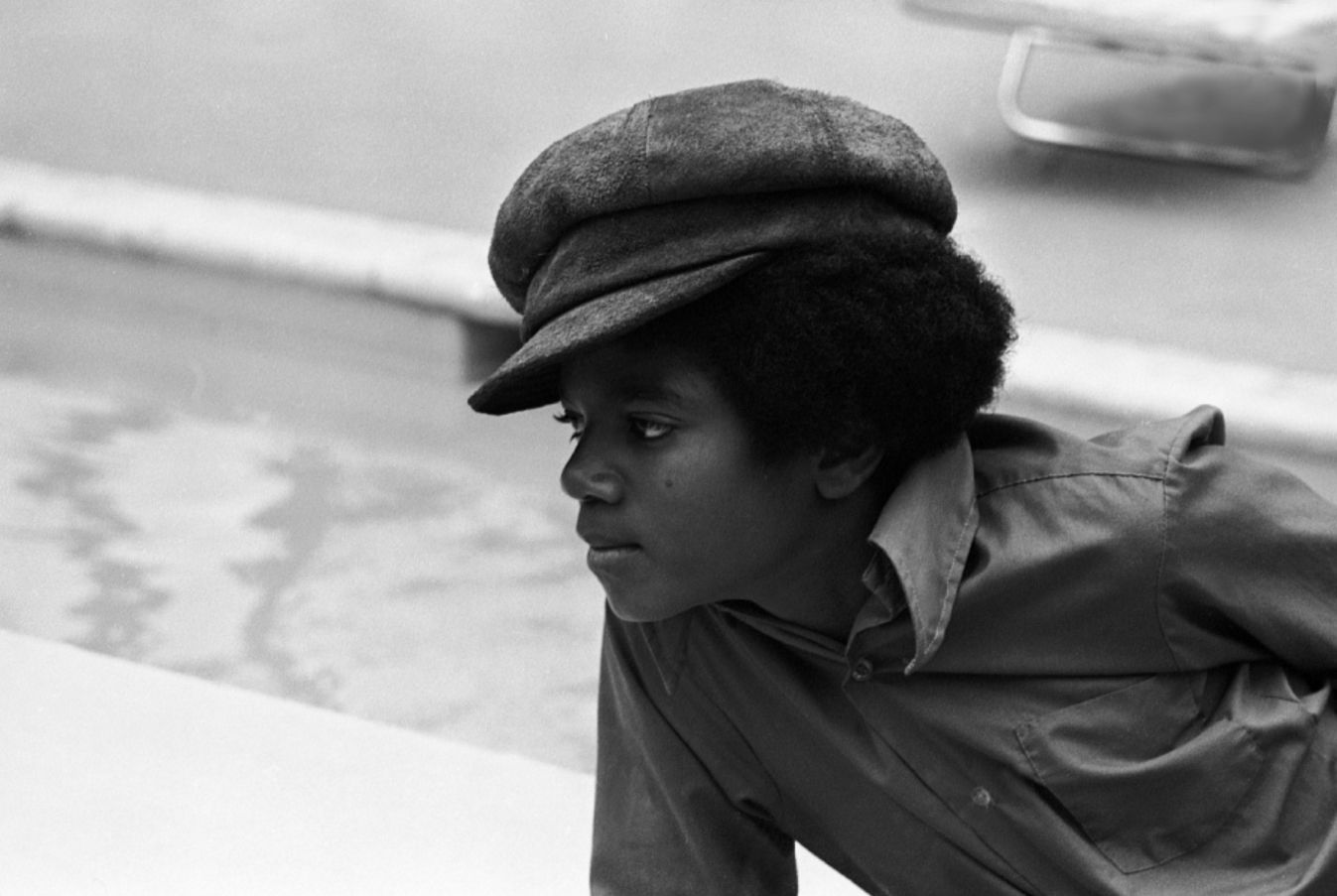 Michael Jackson 1972 Photography: Neal Preston