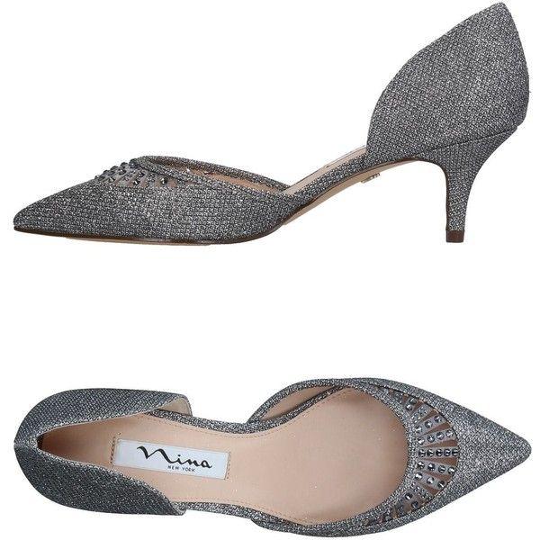 Chaussures - Tribunaux Nina 84L45LtTUZ
