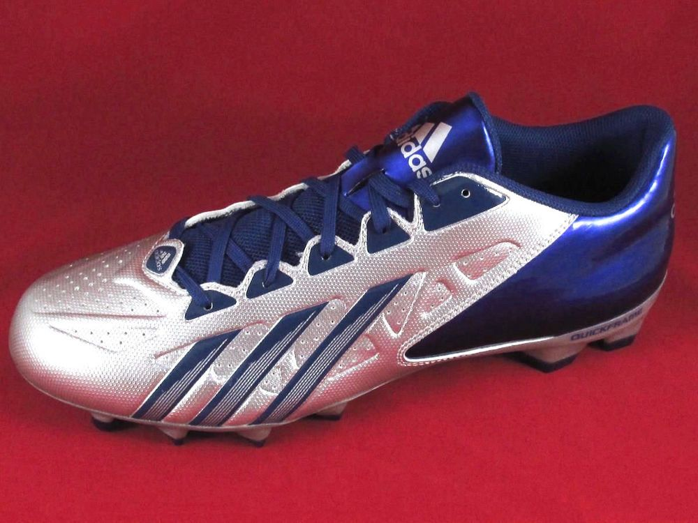 Adidas filthyquick low molded football cleats mens sizes