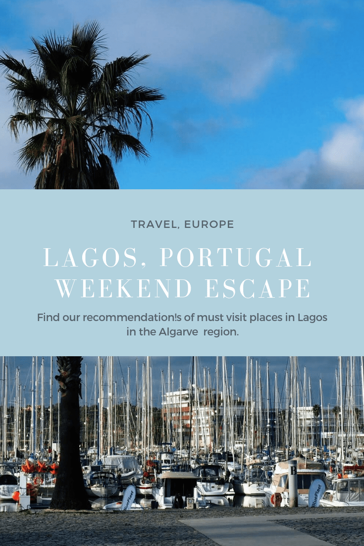 Photo of Lagos Portugal Weekend Escape | Winter Adventures ⋆ A July Dreamer