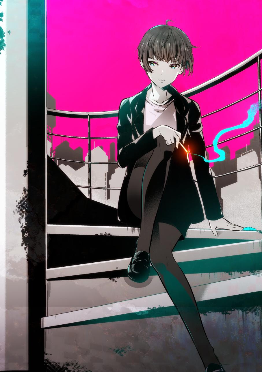Danmachi Psycho Pass Psychos Anime