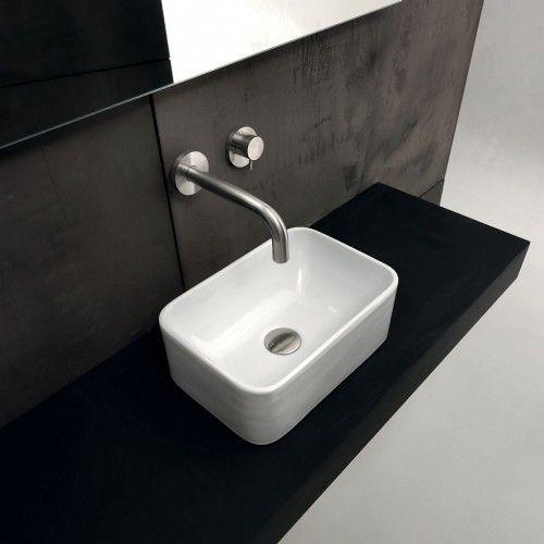 Kleine Eckige Aufsatz Handwaschbecken Handwaschbecken Kleine Gaste Wc Handwaschbecken Gaste Wc