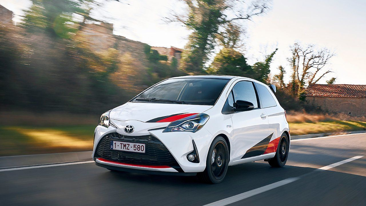 2018 Toyota Yaris Grmn Yaris Hot Hatch Toyota