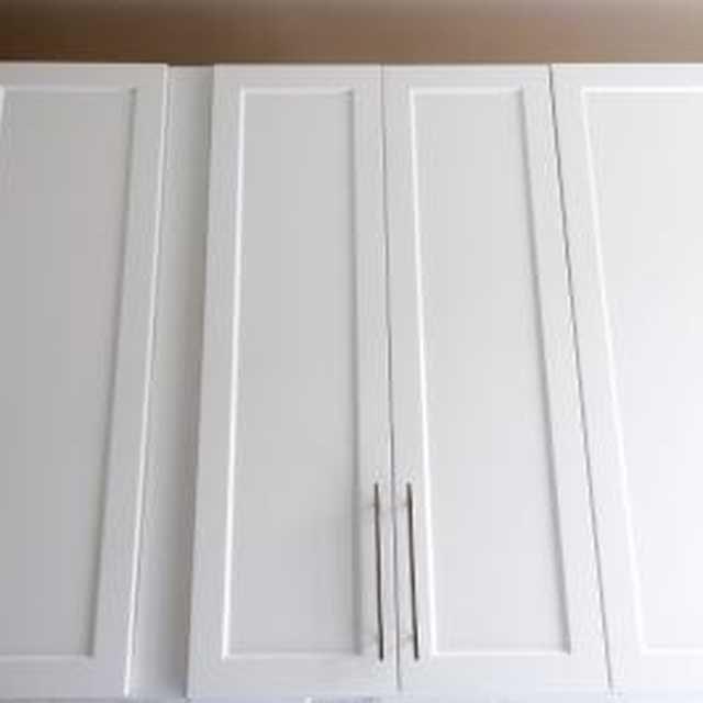 Update Kitchen Cabinet Doors: How To Paint Laminate Or Veneer