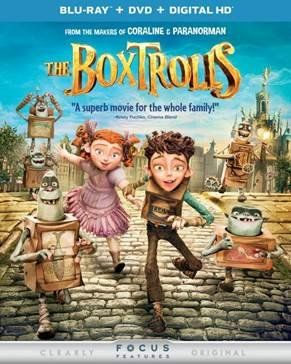 On behalf of Allied Faith + Family, Iwould like to share information on the release of THE BOXTROLLS on Blu-ray/DVD. This comes out in stores today, January 20, 2015. Did you see it in theaters? We have not seen it yet, but I will, and will be sharing my review with you! THE BOXTROLLS is … @livingonloveandcents @HeatherBblogs