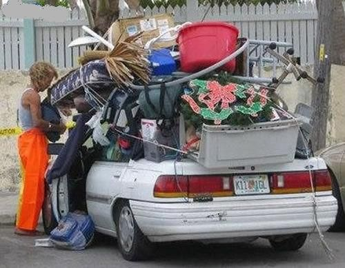 Fully Loaded Car | Fail Pictures | Pinterest
