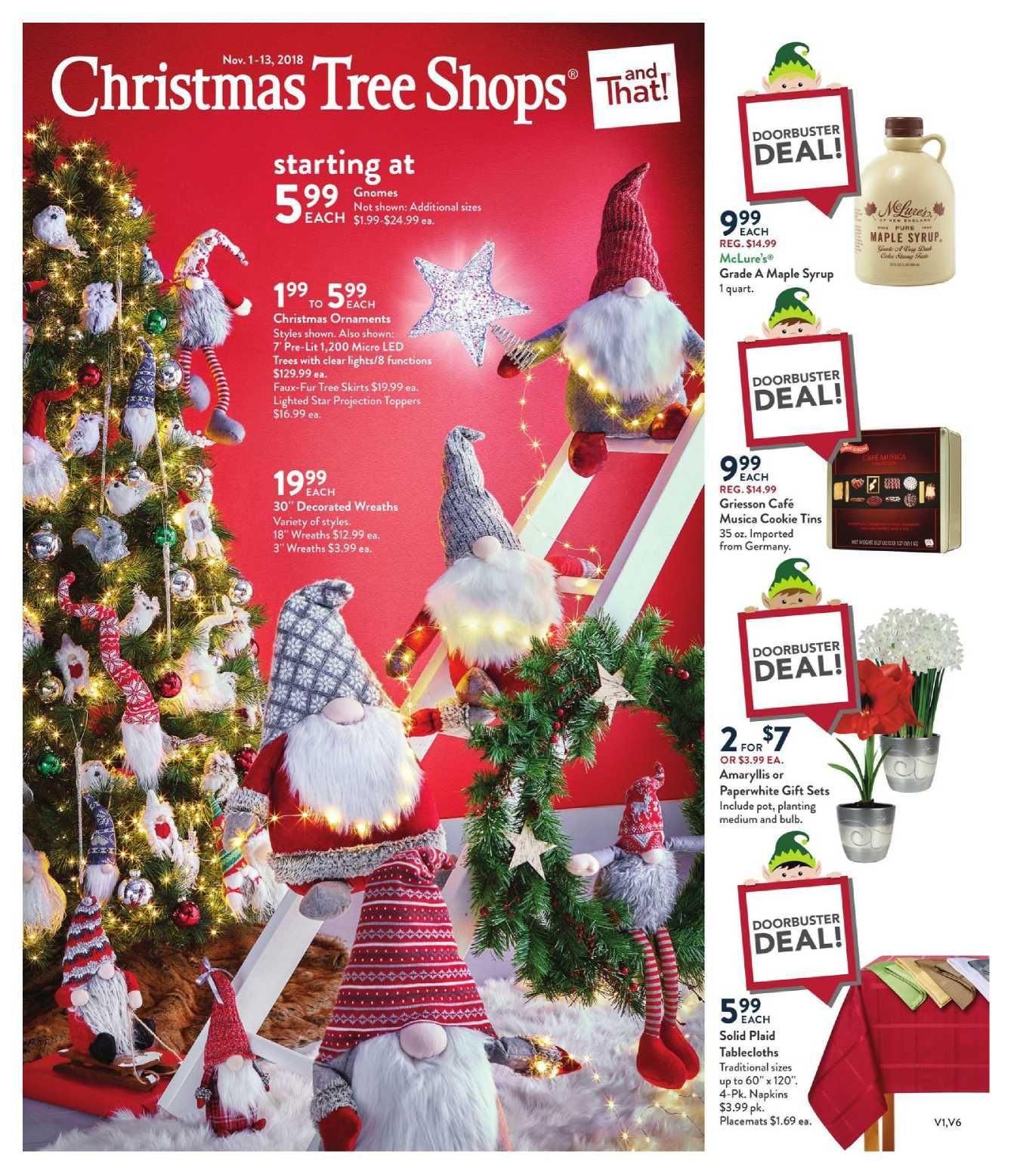 Christmas Tree Shops Circular Flyer January 10 20 2019 Weeklyad123 Com Weekly Ad Circular Grocery Stores Christmas Tree Shop Tree Shop Christmas Tree