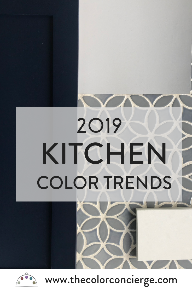 Top Kitchen Color Trends For 2019 Kitchen Color Trends Top