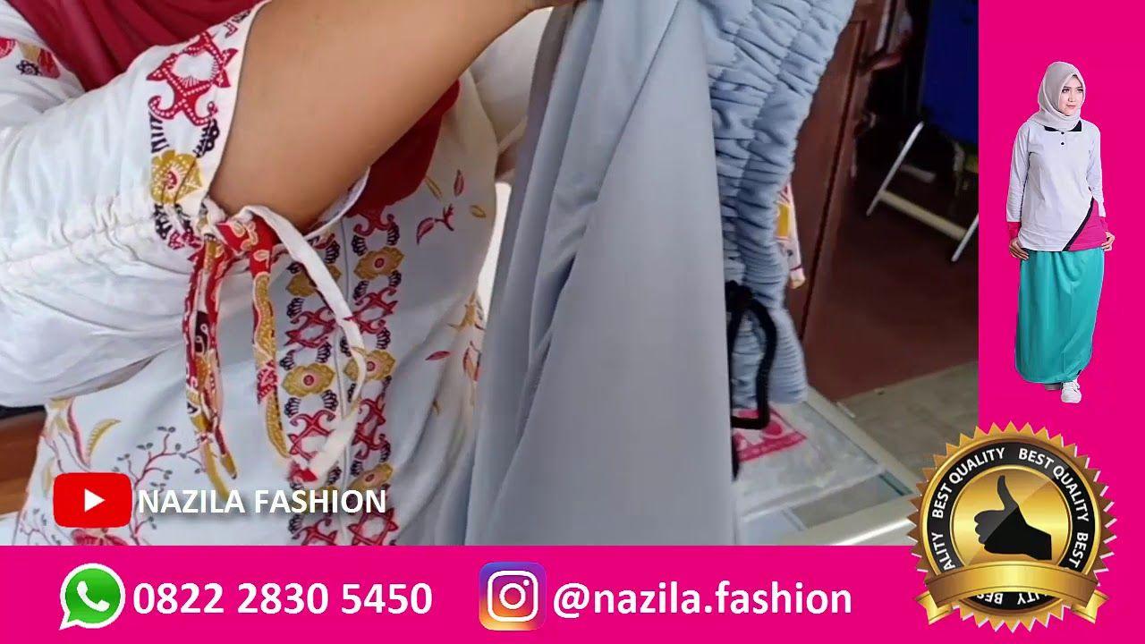 Rok CELANA OLAHRAGA Wanita HIJAB Muslimah Panjang Terbaru ...