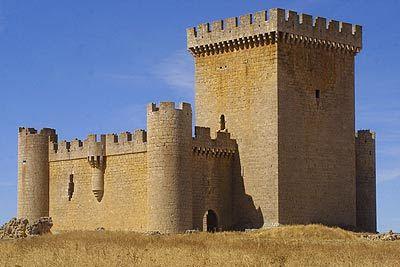 Castillo de Villalonso, Villalonso, Zamora