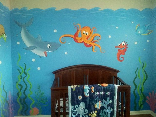Under The Sea Nursery Google Search