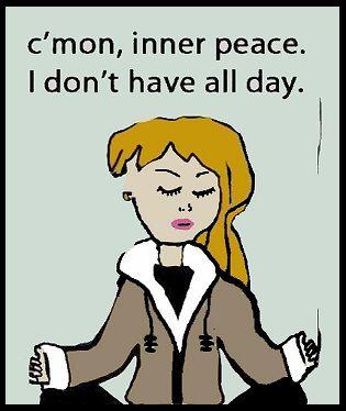 c'mon inner peace