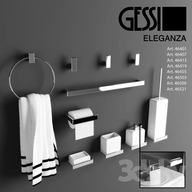 Bathrooms Gessi Eleganza