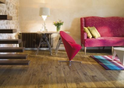 Quick Step Andante Natural Oak Effect Laminate Flooring