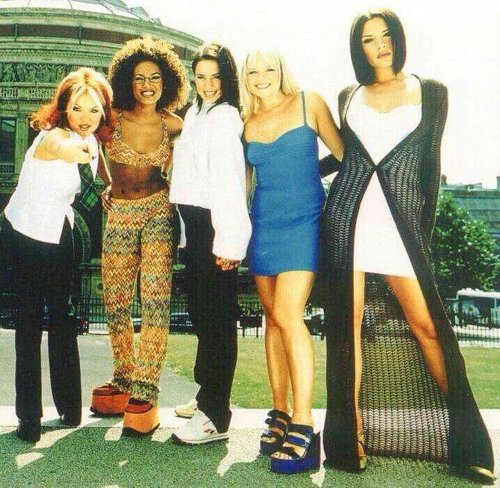 Spice Girls | Spice Girls in 2019 | Spice girls, Baby ...