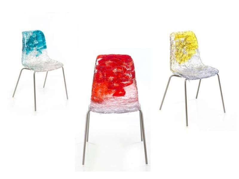 Sedie Azzurre ~ Sedia nel blu dipinta di blu edra sedie sedie