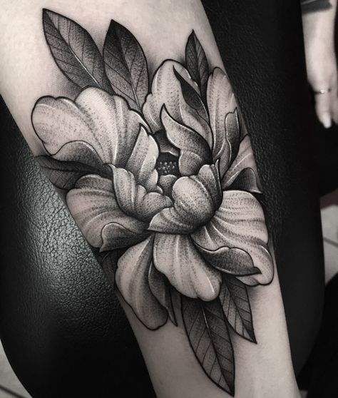Flower tattoo back peony 38 trendy ideas tattoo #flowertattoos – flow …  #flowertattoos - flower tattoos