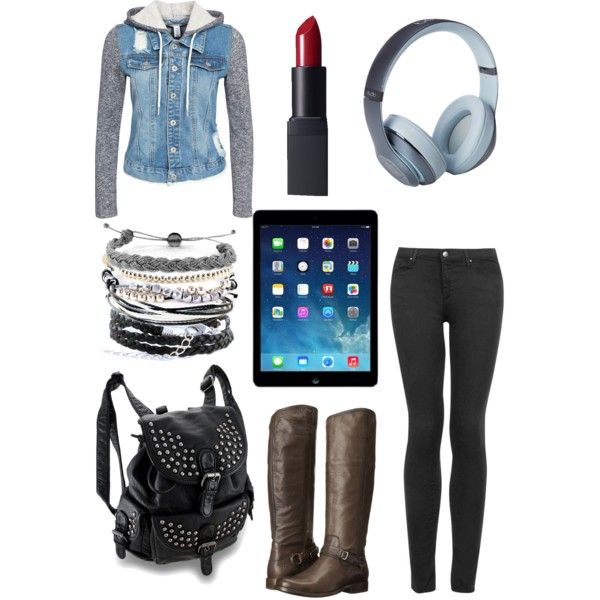 A fashion look from January 2015 featuring NLY Trend hoodies, Topshop jeans and Frye boots. Browse and shop related looks.