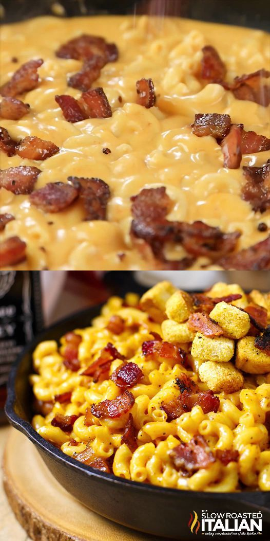 Jack Daniel's Bacon Mac and Cheese (With Video)